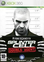 Tom Clancys Splinter Cell Double Agent (bazar, X360) - 99 Kč