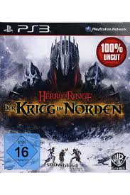 The Lord of the Rings War in the North (bazar, DE, PS3) - 259 Kč
