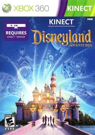 Kinect Disneyland Adventures (bazar, X360) - 299 Kč