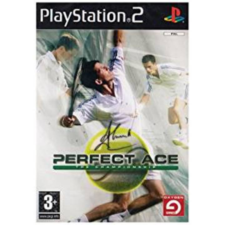 Perfect Ace The Championships  (bazar, PS2) - 229 Kč