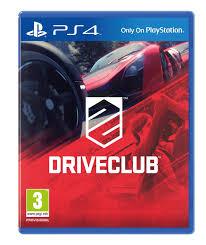 DriveClub (bazar, PS4) - 199 Kč