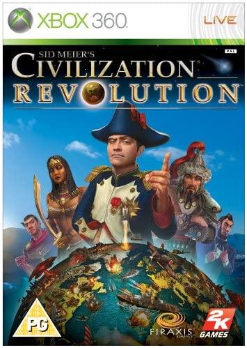 Civilization Revolution (bazar, X360) - 399 Kč