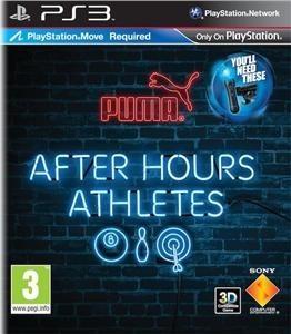 After Hours Athletes, MOVE (bazar, PS3) - 259 Kč