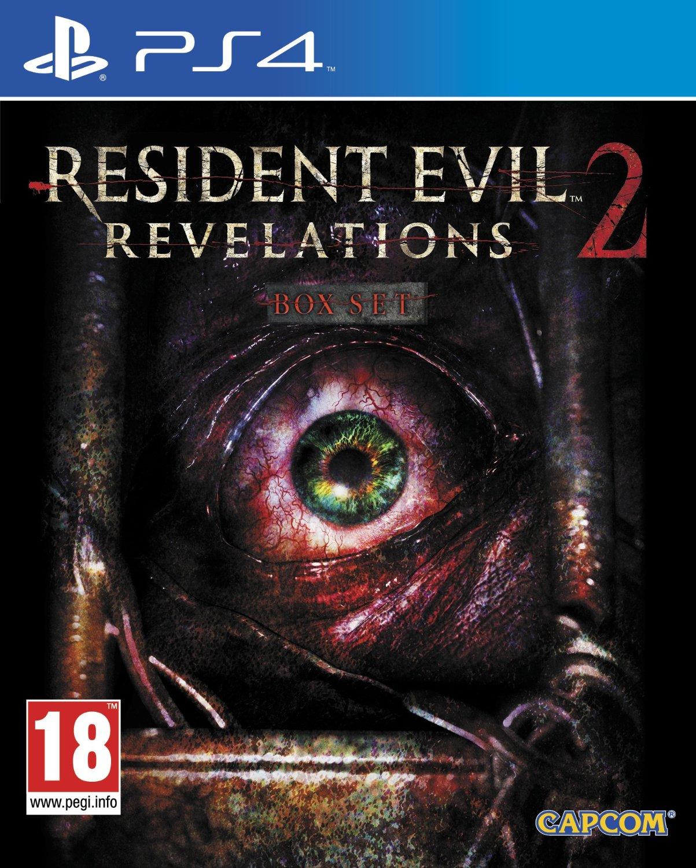 Resident Evil 2  Revelations  (bazar, PS4) - 399 Kč