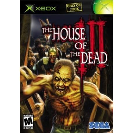 The House Of The Dead 3 (bazar, XBOX) - 299 Kč