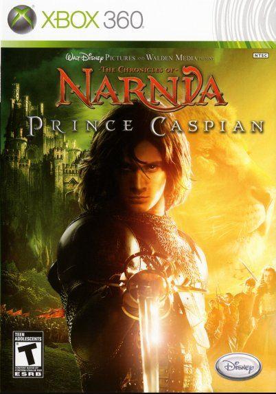 The Chronicles of Narnia Prince Caspian (bazar, X360) - 249 Kč