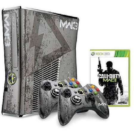 Xbox 360 Slim 320GB Call of Duty MW3 Limited Edition (bazar) - 4299 Kč