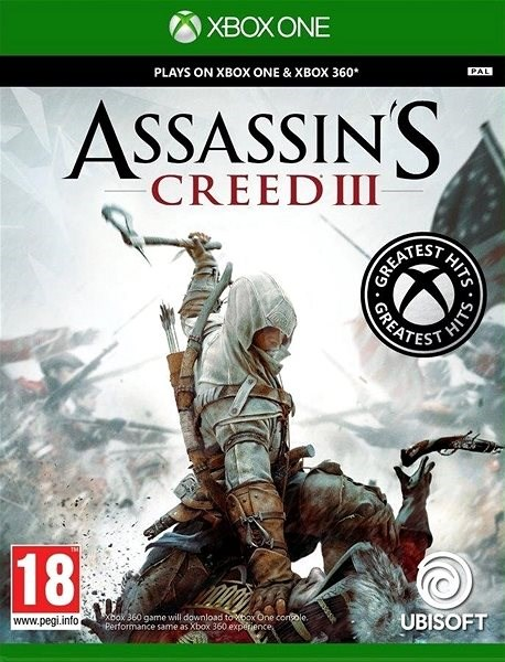 Assassins Creed III  (bazar, XOne) - 299 Kč