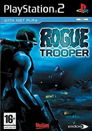 Rogue Trooper (bazar, PS2) - 99 Kč