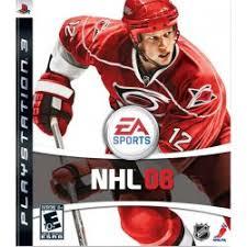 NHL 08 (bazar, PS3) - 299 Kč