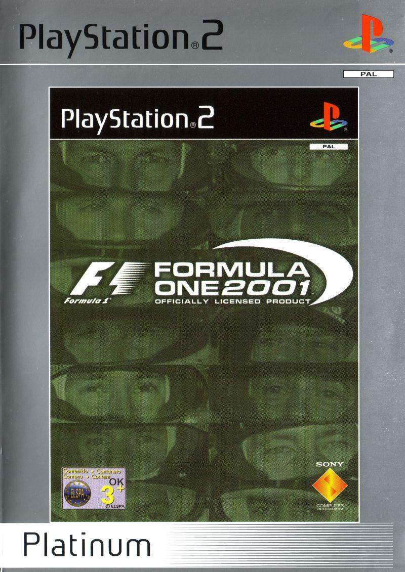F1 Formula 1 2001 (bazar, PS2) - 129 Kč