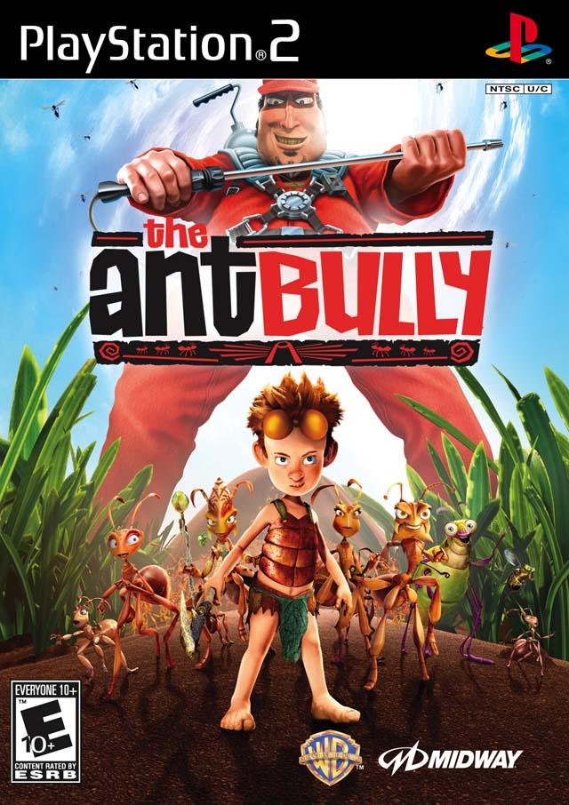 The Ant Bully (bazar, PS2) - 159 Kč