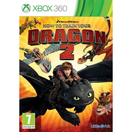 How to Train Your Dragon 2 (bazar, X360) - 599 Kč