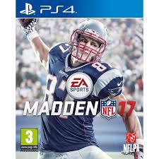Madden NFL 17 (bazar, PS4) - 699 Kč