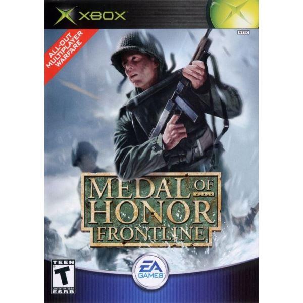 Medal Of Honor Frontline (bazar, Xbox) - 199 Kč