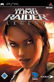 Tomb Raider Legend (bazar, PSP) - 159 Kč
