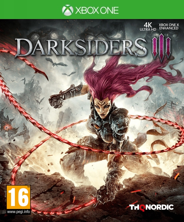 Darksiders III (bazar, XOne) - 299 Kč
