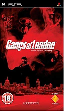 Gangs of London (bazar, PSP) - 159 Kč