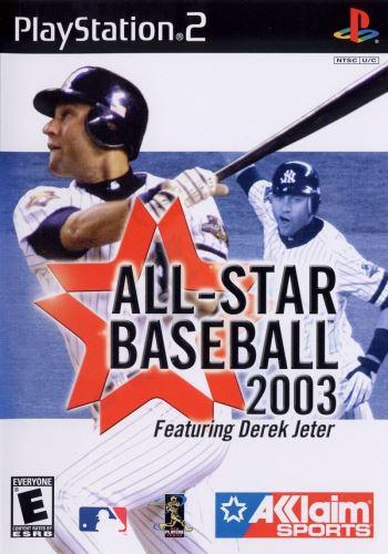 All-Star Baseball 2003 (bazar, PS2) - 159 Kč