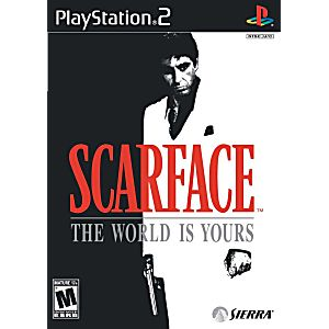 Scarface  The World Is Yours (bazar, PS2) - 159 Kč