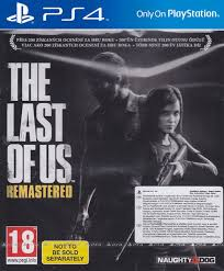 The Last of Us Remastered (bazar, PS4) - 199 Kč