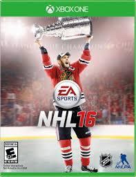 NHL 16 (bazar, XOne) - 329 Kč