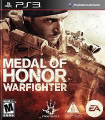 Medal of Honor Warfighter (bazar, PS3) - 129 Kč