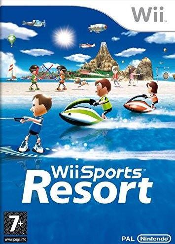 Sports Island (bazar, Wii) - 499 Kč