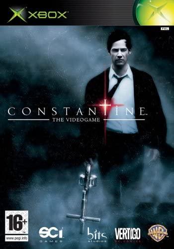 Constantine (bazar,Xbox) - 159 Kč