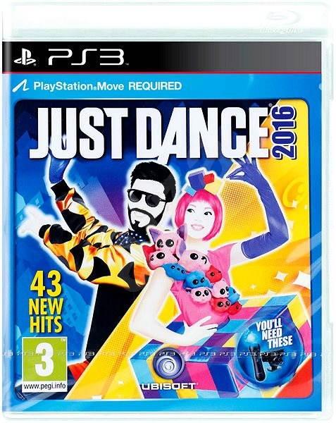Just Dance 2016 MOVE (bazar, PS3) - 229 Kč