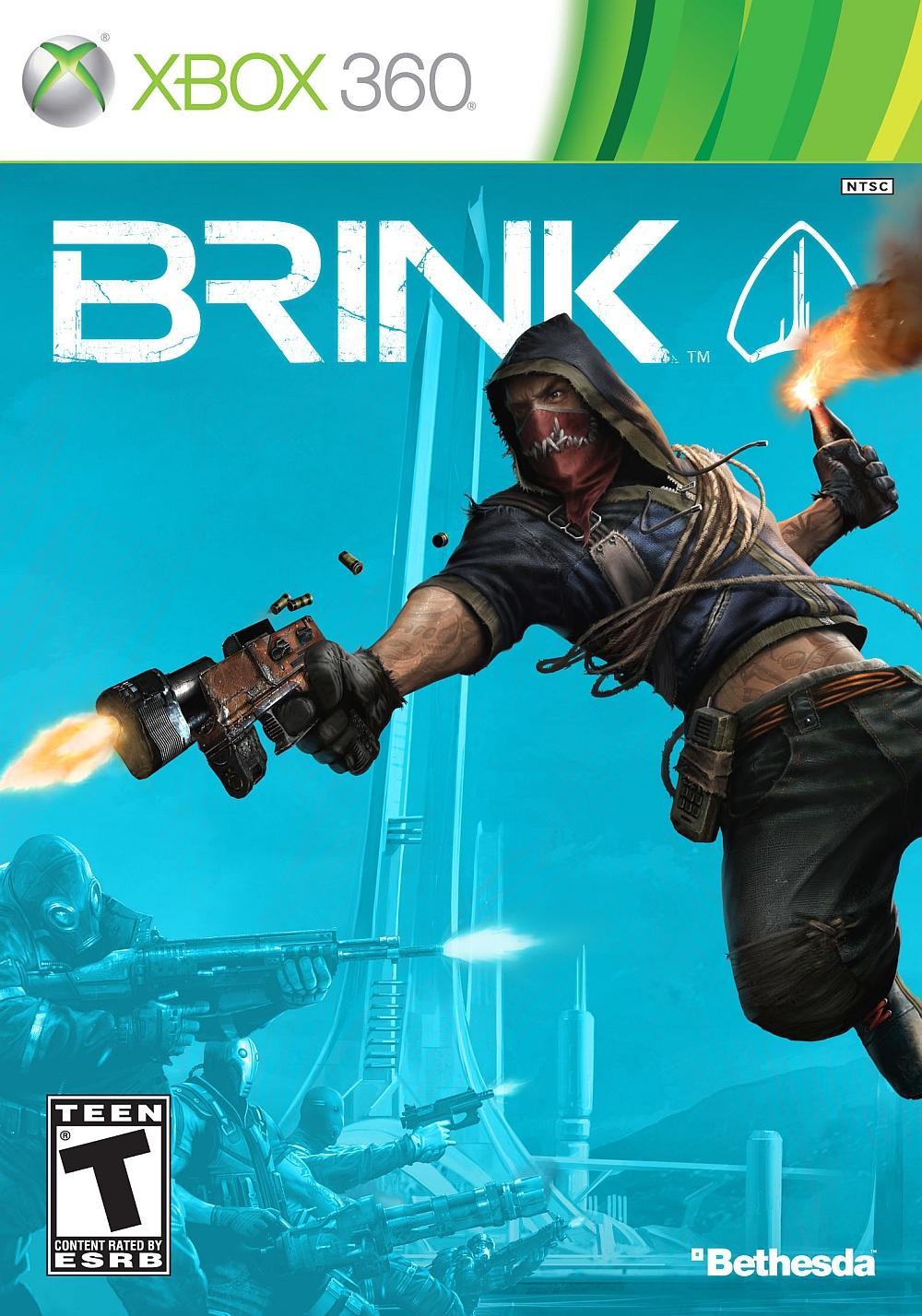 Brink (bazar, X360) - 89 Kč