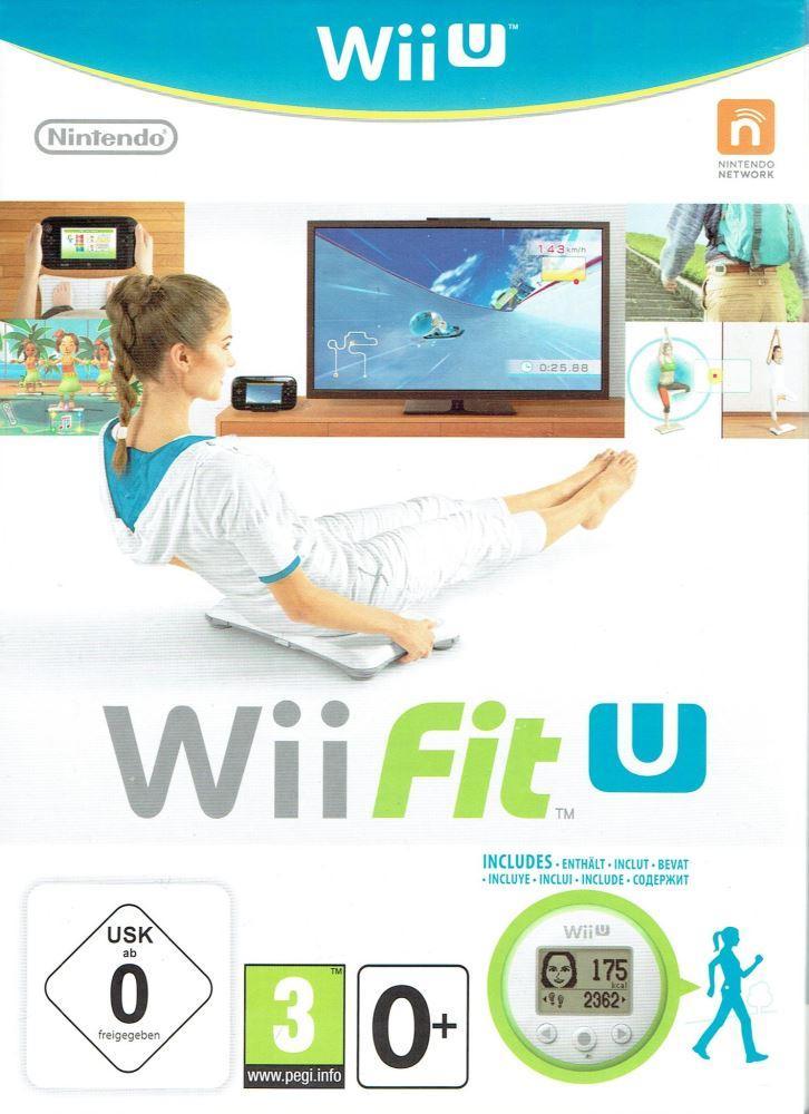 Wii Fit U  (bazar, Wii U) - 129 Kč