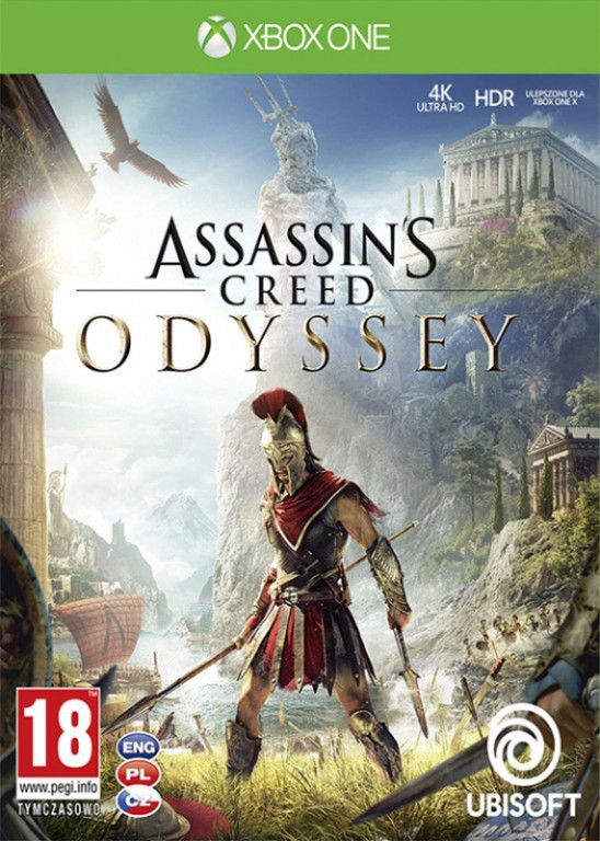 Assassins Creed Odyssey (bazar, XOne) - 399 Kč