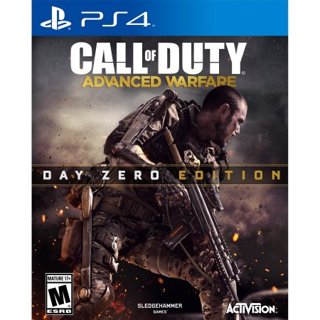 Call of Duty Advanced Warfare Day Zero Edition (bazar, PS4) - 459 Kč