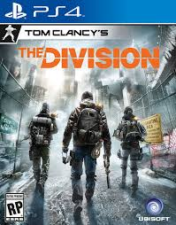 Tom Clancys The Division (bazar, PS4) - 229 Kč