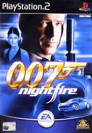 James Bond 007 Nightfire (bazar, PS2) - 129 Kč