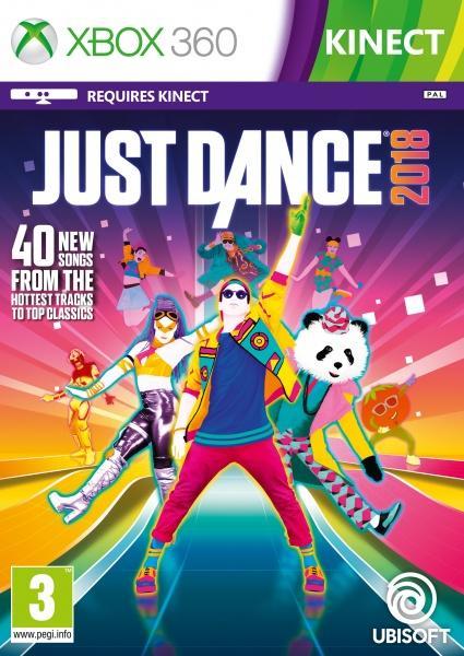 Just Dance 2018 (bazar, X360) - 399 Kč