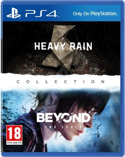 Heavy Rain + Beyond Two Souls Collection (bazar, PS4) - 499 Kč