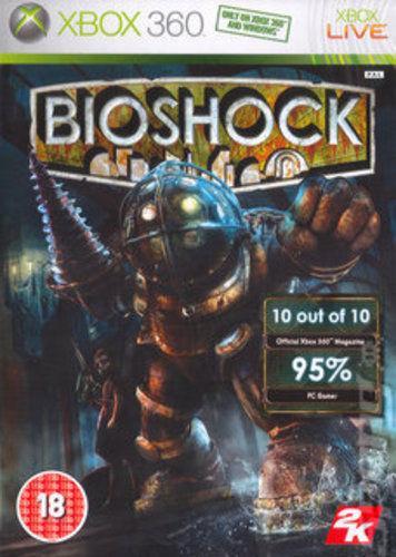 Bioshock (nové, X360) - 499 Kč