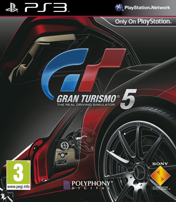 Gran Turismo 5 (bazar, PS3) - 199 Kč