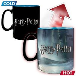 Hrnek Harry Potter - Patronus, měnící se - nové - 359 Kč