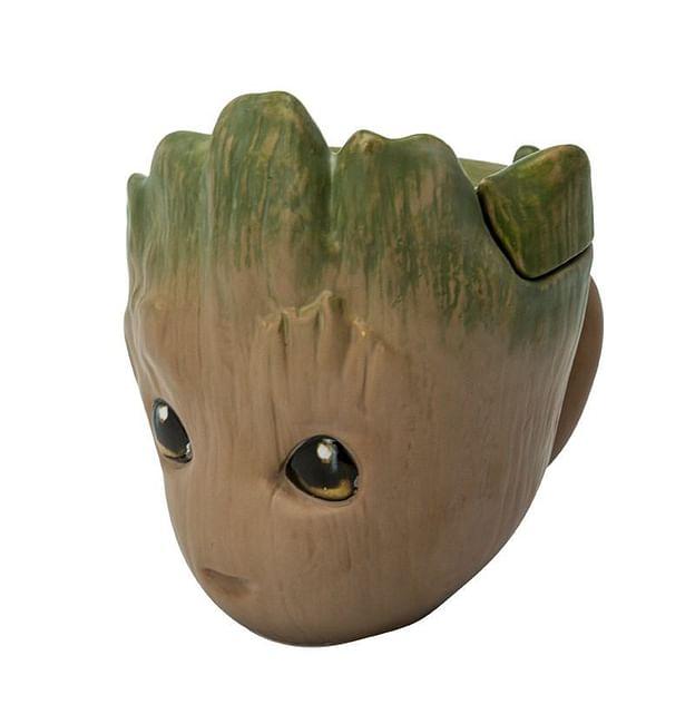 Hrnek Marvel - 3D Groot - nové - 429 Kč