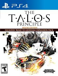 The Talos Principle,Deluxe Edition (nová, PS4) - 799 Kč