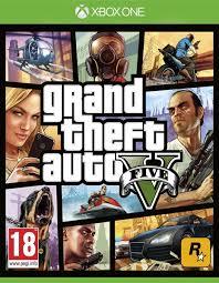 Grand Theft Auto V  (bazar, XONE) - 499 Kč
