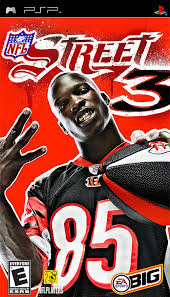 NFL Street 3 (bazar, PSP) - 159 Kč