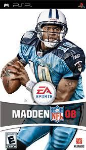 Madden NFL 08 (bazar, PSP) - 129 Kč