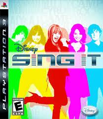 Disney Sing It (bazar, PS3) - 99 Kč