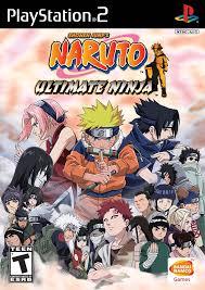 Naruto Ultimate Ninja (bazar, PS2) - 229 Kč