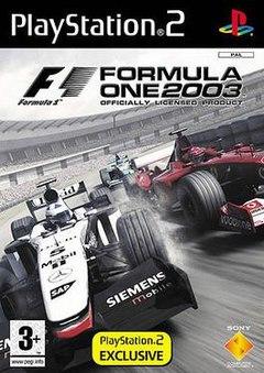 F1 Formula 1 2003 (bazar, PS2) - 129 Kč
