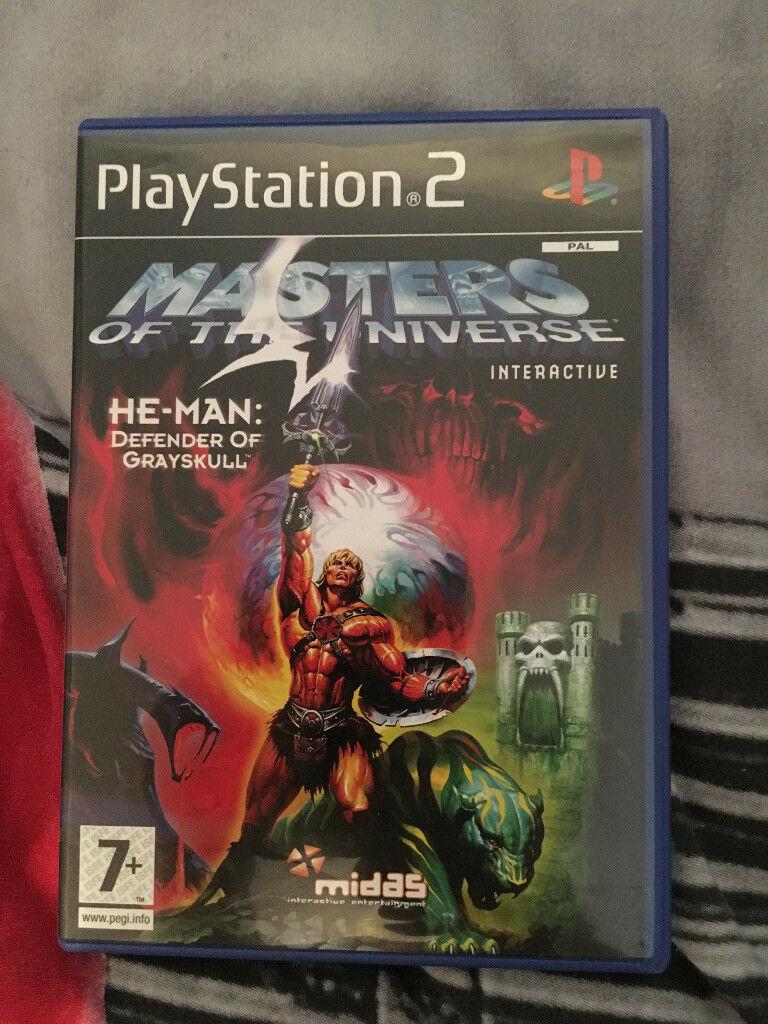 Masters of the Universe He-Man Defender of Grayskull (bazar, PS2) - 129 Kč